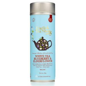 Fehér tea áfonyával bodzával bio