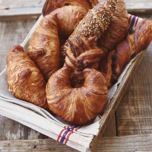 Croissant, Briós, Csiga